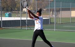 Coach Scott, Valley Middle girls give tennis a real shot
