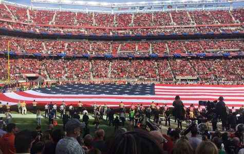 Kneeling during anthem is unpatriotic, but America is a free country