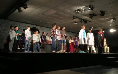 A peek inside Drama Club and Transylmania