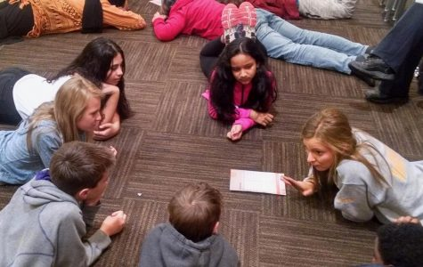 Courage Retreat an eye-opener for many 7th graders