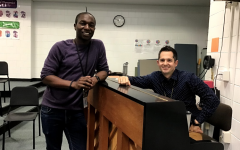Choir teachers encourage school harmony