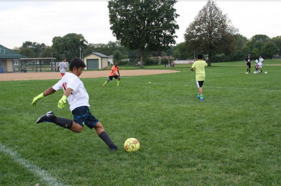 Boys soccer scores a successful season