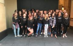 Lindsey Vonn inspires VMSS girls