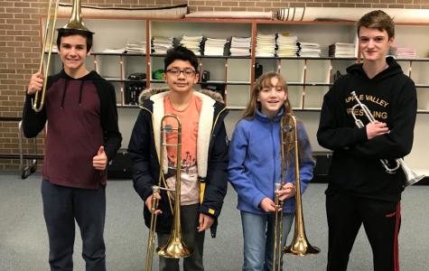 Student Spotlight: MBDA Honor Band