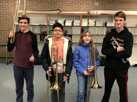 Student Spotlight: MBDA Honor Band