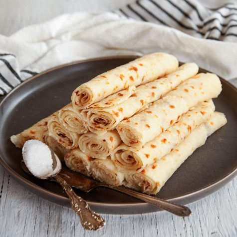Making Norwegian Lefse