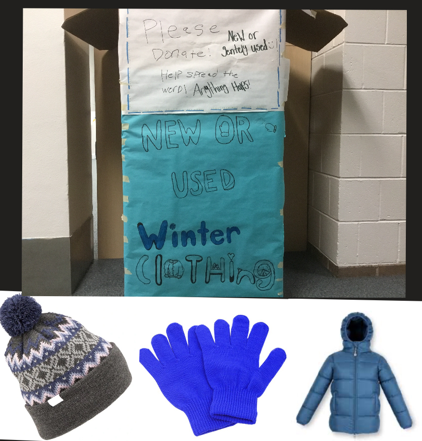 Winter Clothing Drive!
