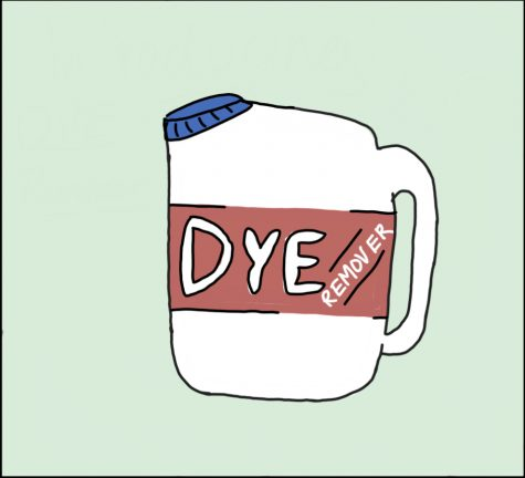 Dye Remover