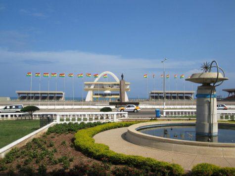 Welcome to Ghana!