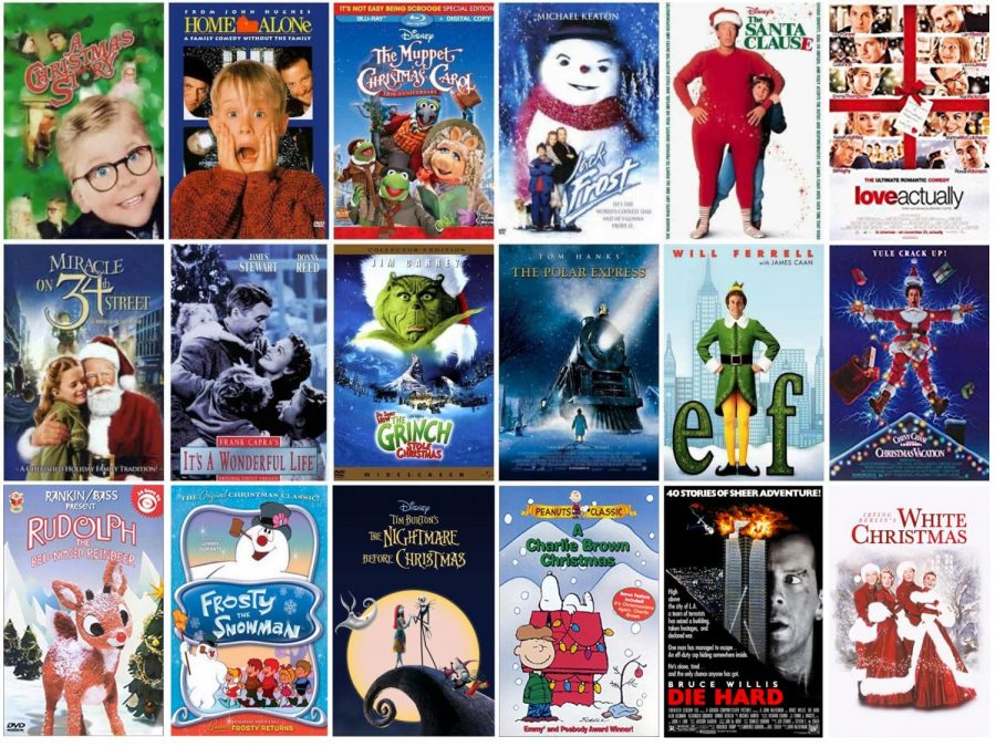 My Top 10 Christmas Movies