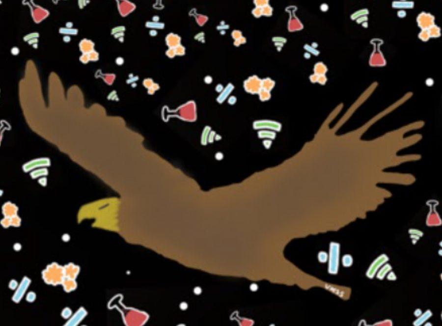 2nd Eagles Call logo contest!