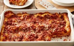Recipe Review: Cheese Lasagna
